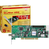 SkyStar HD2 DVB-S2 PCI Card