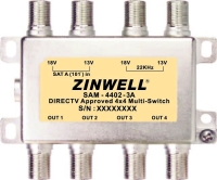 Zinwell SAM-4402 4x4 Multi-switch image
