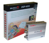 Digiwave DGP-402G HD Satellite USB Receiver image