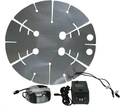 HotShot heater for Bell TV 20 inch satellite dish image