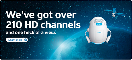 Shaw Direct 210 HD Channels