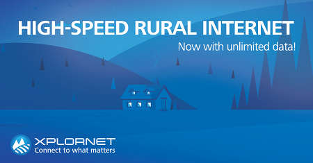Xplornet Unlimited LTE