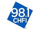CHFI 98.1 Toronto