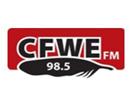 CFWE 98.5 Windspeaker Radio Edmonton