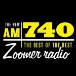 CFZM Zoomer Radio 740 AM