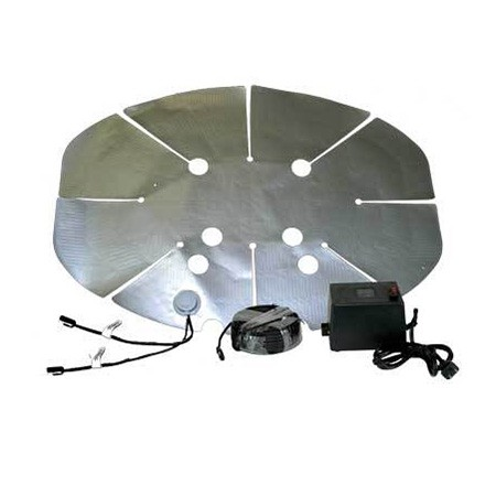 HotShot heater for Shaw Direct 60e satellite dish image