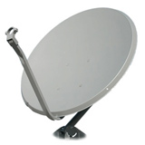 Winegard 31 inch offset satellite dish image